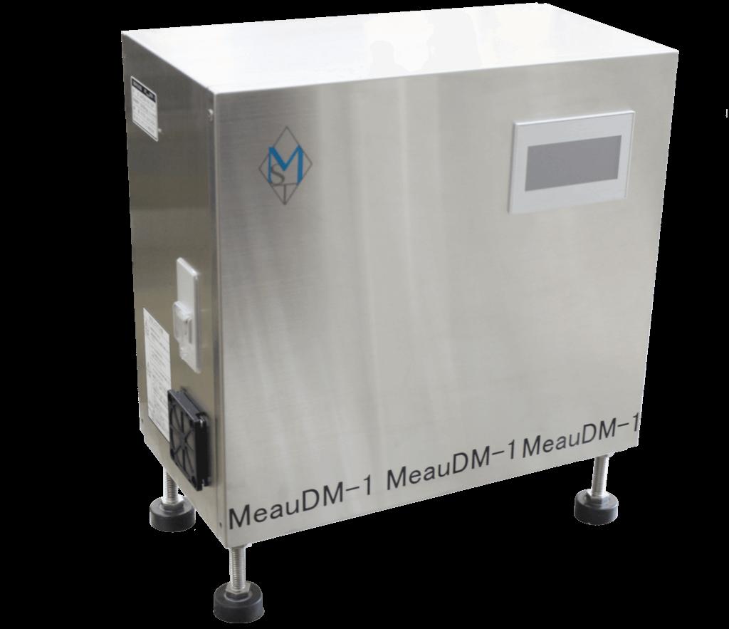 大型中性電解水Meau(エムオー)生成器 DM-1