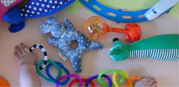 赤ちゃんグッズやおもちゃ・ぬいぐるみの除菌消臭