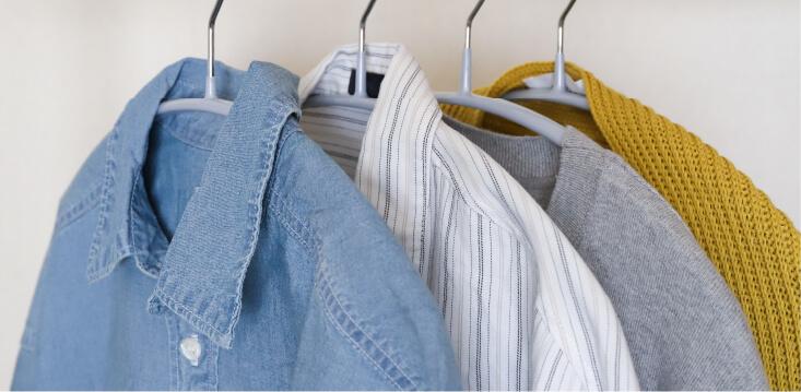 衣類の消臭